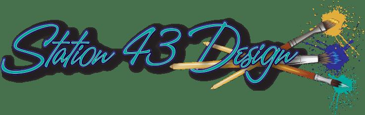 Station 43 Design - Logo